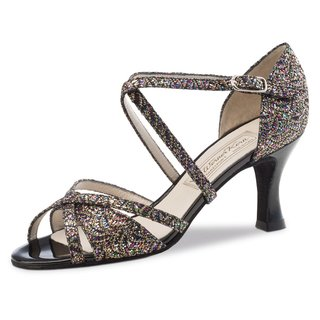July Brokat - Latein Tanzschuh Damen