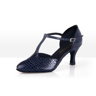 Midnight Blue - Standard Tanzschuh Damen 40,5 (UK: 7) 5,5 cm