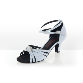 Skywalker - Latein Tanzschuh Damen 42 (UK: 8) 7,5 cm Chromledersohle